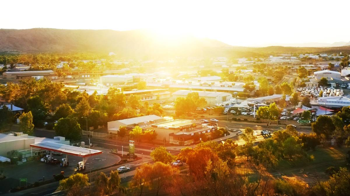 OPTIMISM: Median prices for both houses and units in Alice Springs have shown an uplift in the recently completed quarter, giving cause for some level of optimism in the local market. Photo - Shutterstock.
