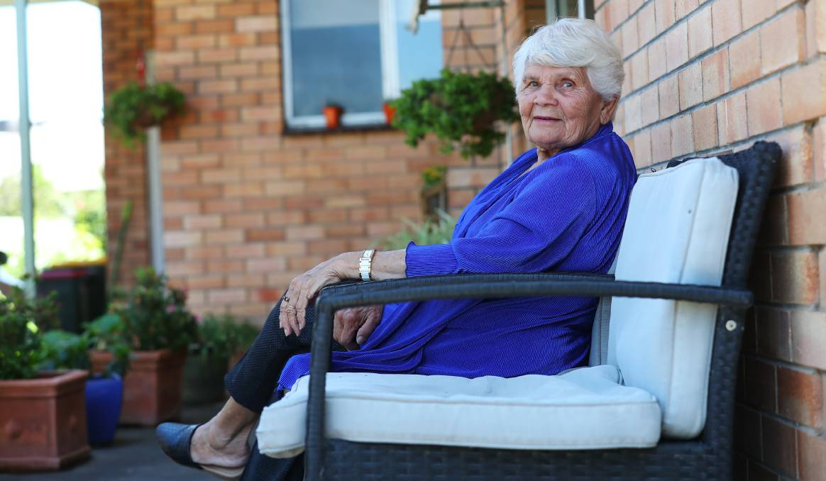Aunty Isabel Reid has been nominated for her work in Wagga Wagga. Picture: Daily Advertiser