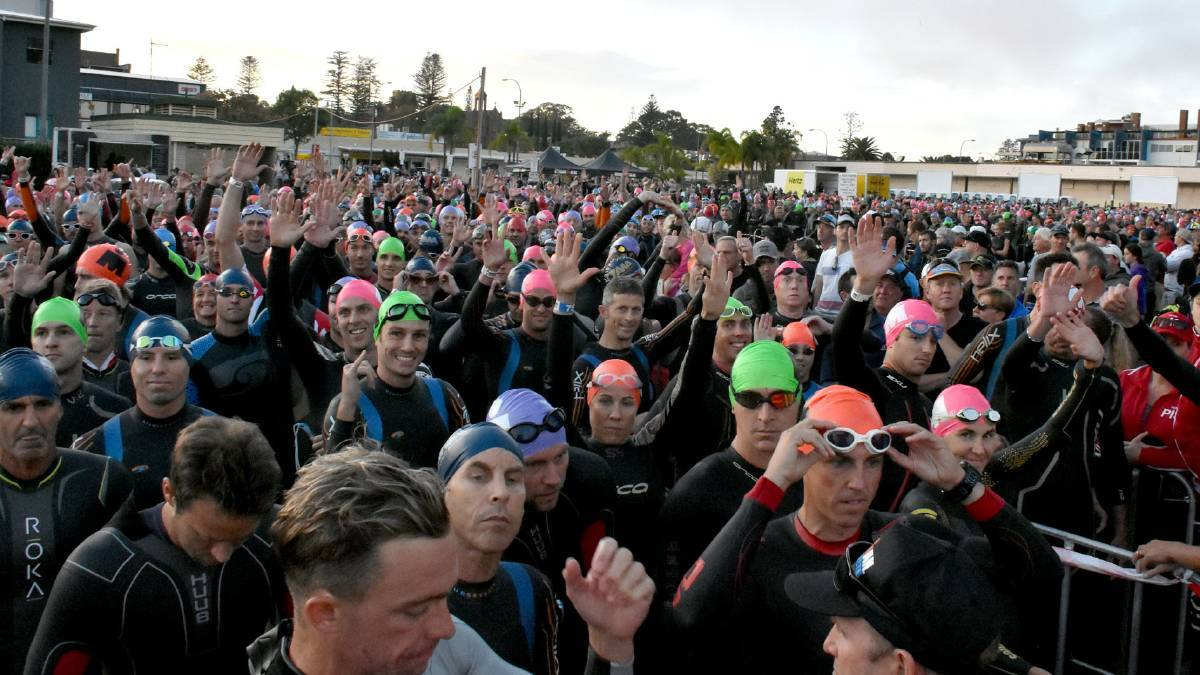 The Port Macquarie Ironman Australia and 70.3 will proceed on September 5.