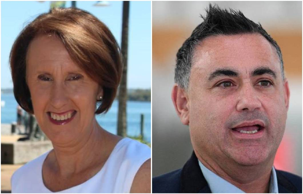 Member for Port Macquarie Leslie Williams has quit The Nationals after a tumultuous week where party leader John Barilaro threatened to bring down the NSW Government.