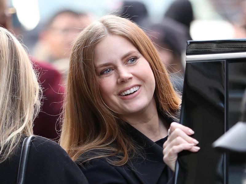 Amy Adams Talks Vice And Blanchett Tattoos Port Macquarie News Port Macquarie Nsw