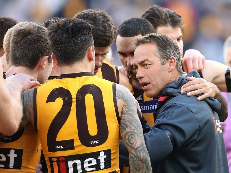 Hawks coach Alistair Clarkson says his side can make an impact in the AFL finals, if they make it.