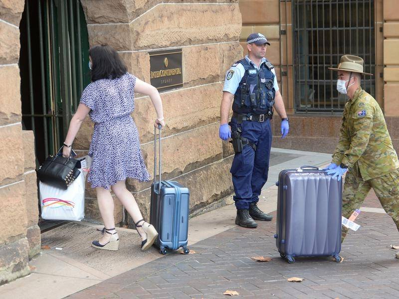 Over 200 Australians will be allowed out of hotel quarantine on Wednesday.