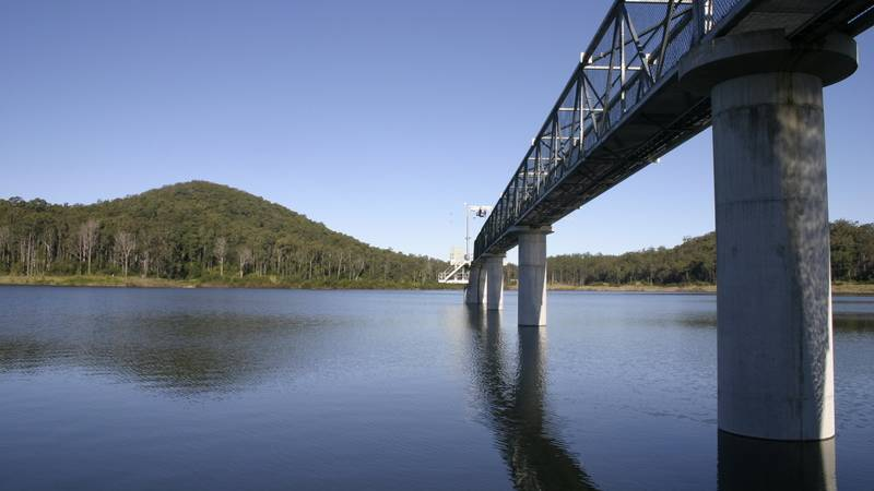 Water, water: Port Macquarie-Hastings Council says our dam levels are in a strong position.